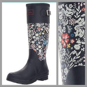 New in box joules wadebridge rain boots